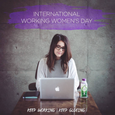 International Working Women's Day (Social Content)